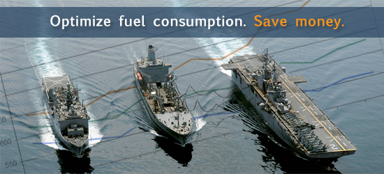Optimize Fuel Consumption. Save Money.